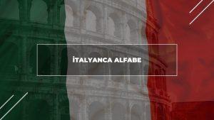 İtalyanca Alfabe